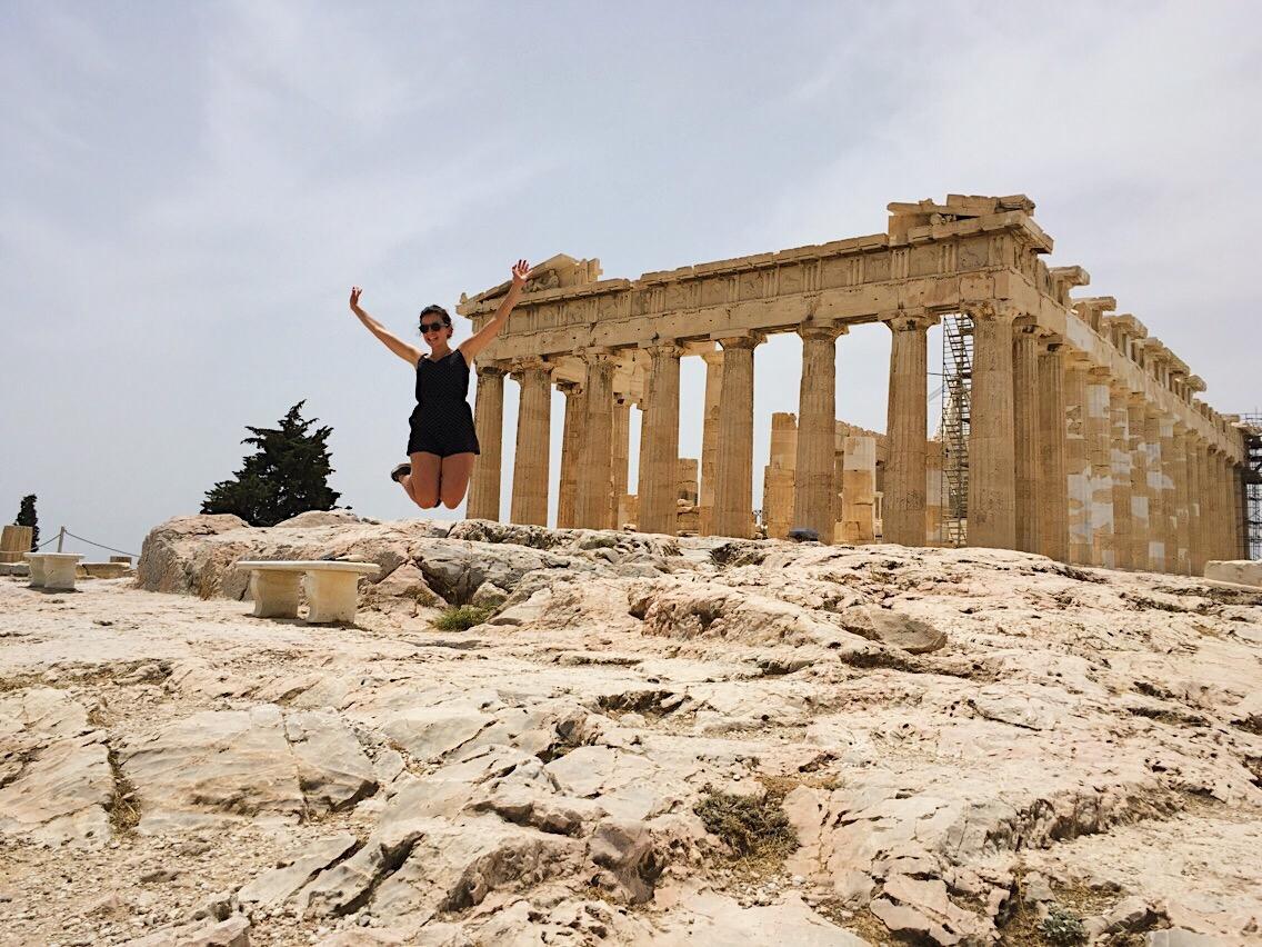 Atenas e Hydra