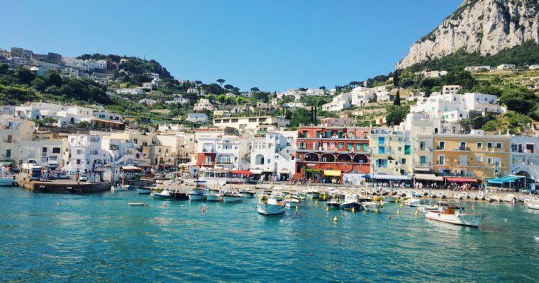 Nápoles y sus islas