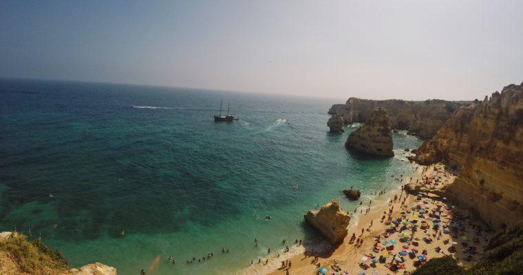 Ruta en coche por el Algarve portugués