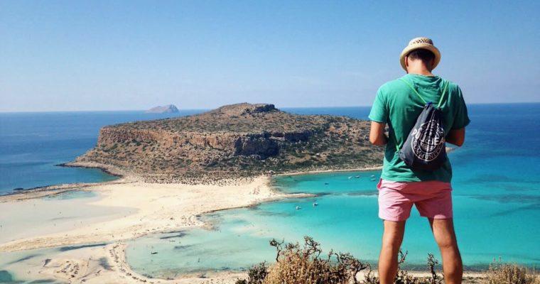 Creta y Santorini
