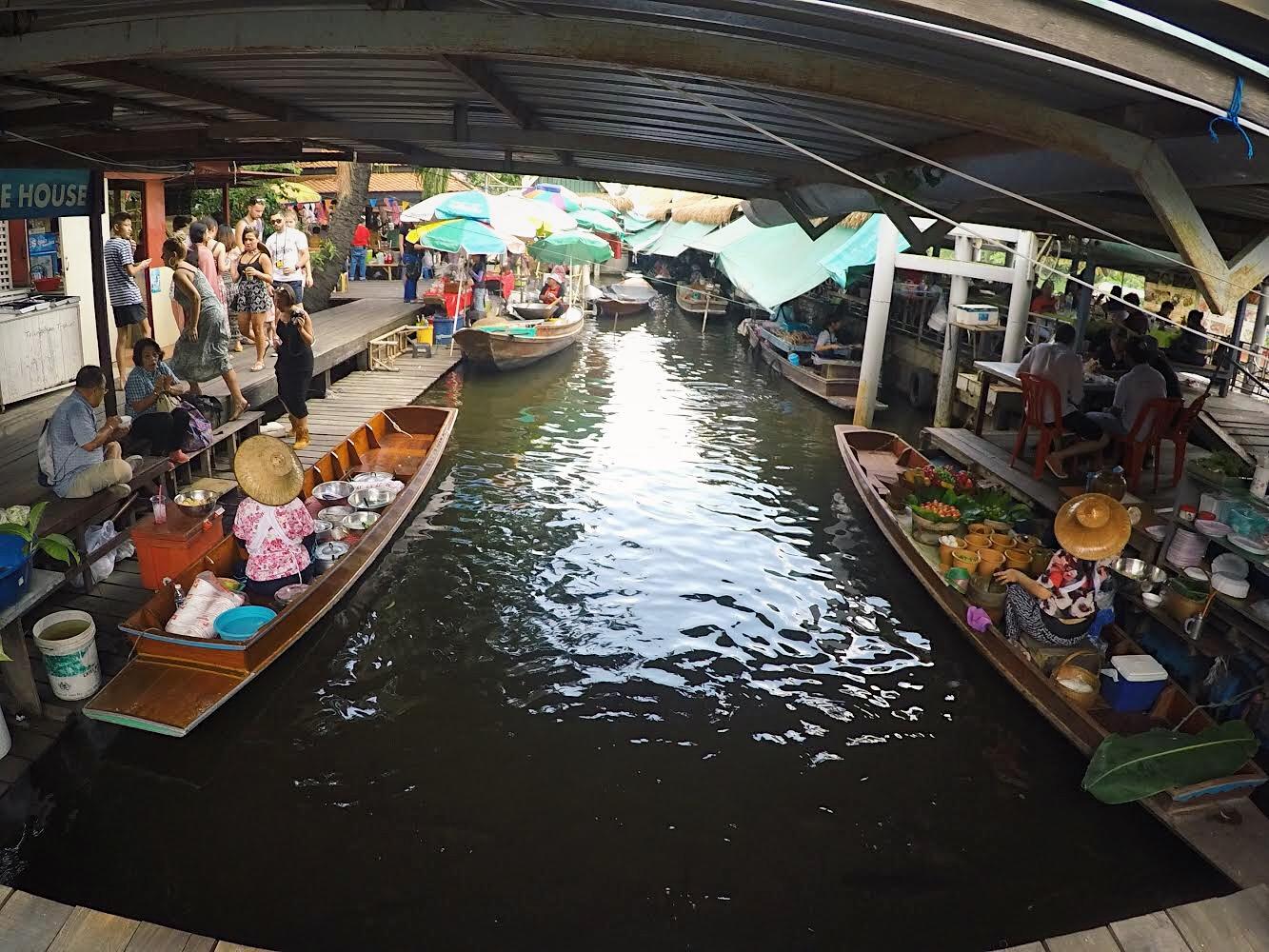 lolanoviajasola bangkok floading market