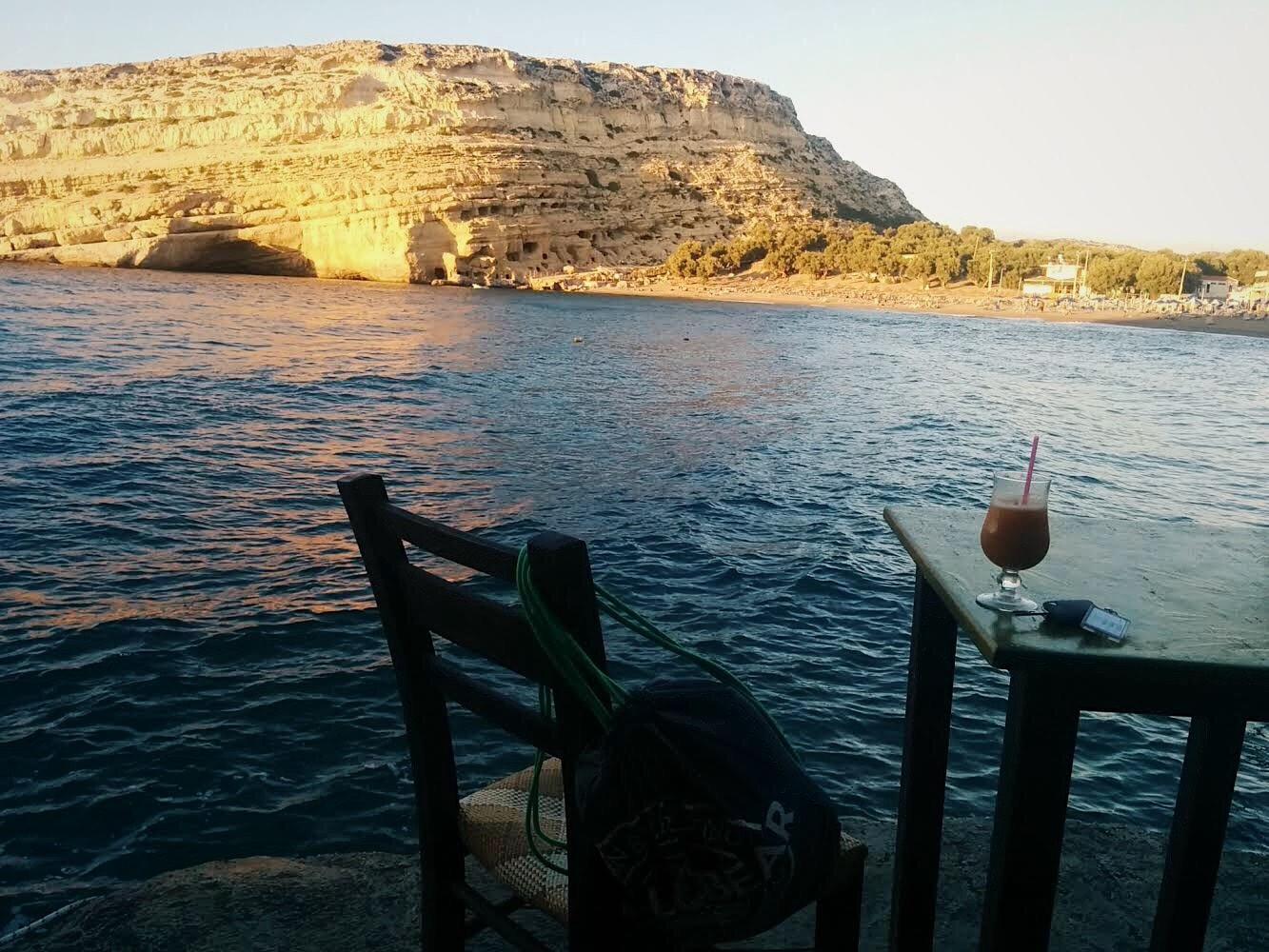 MAtala beach Creta by Lolanoviajasola