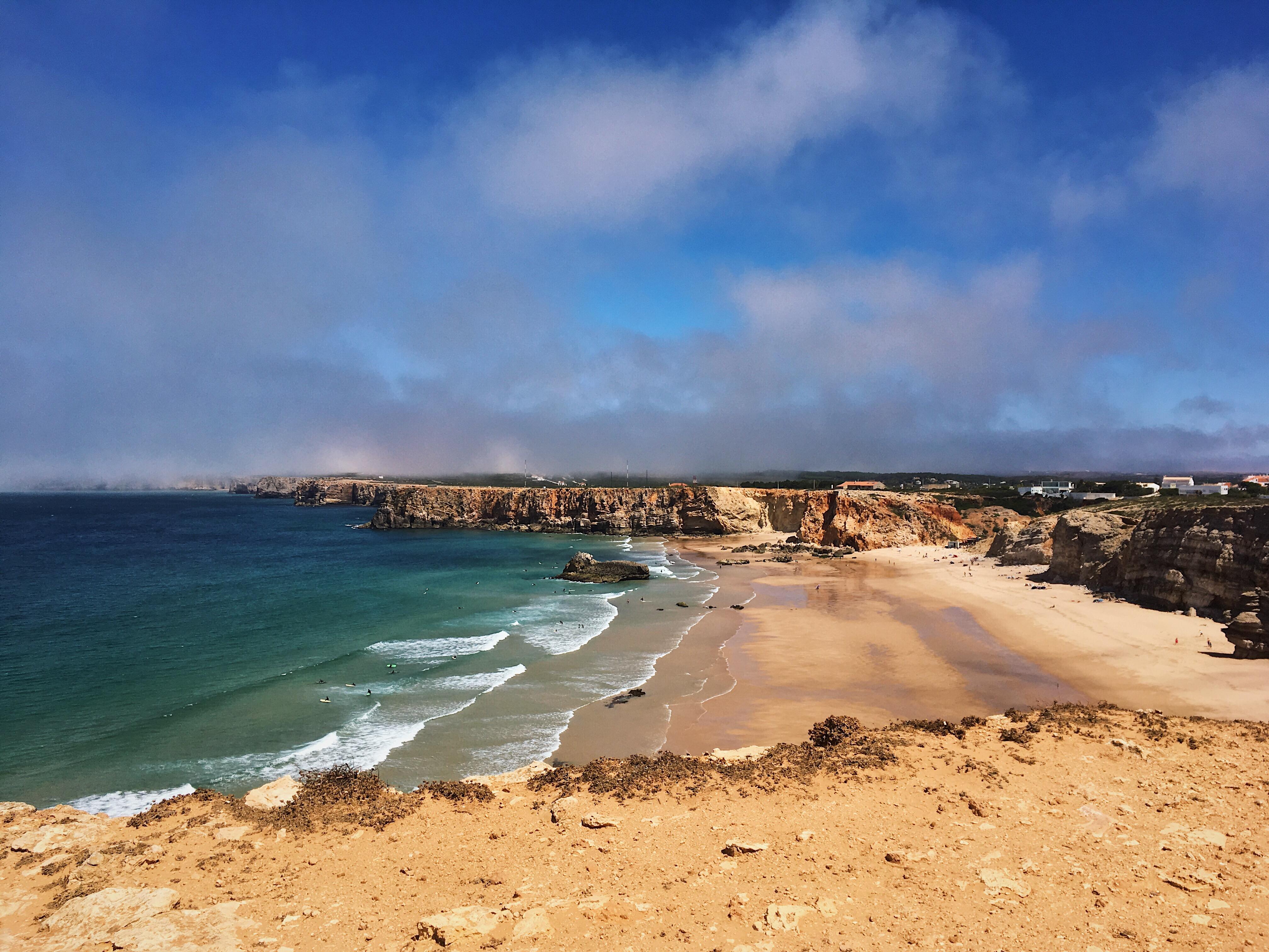 praia do Tonel Portugal Lolanoviajasola algarve