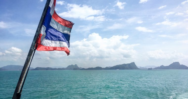 Tailandia : Playas e islas del sur Koh Pha Ngan, Ao Nang, Koh Phi Phi