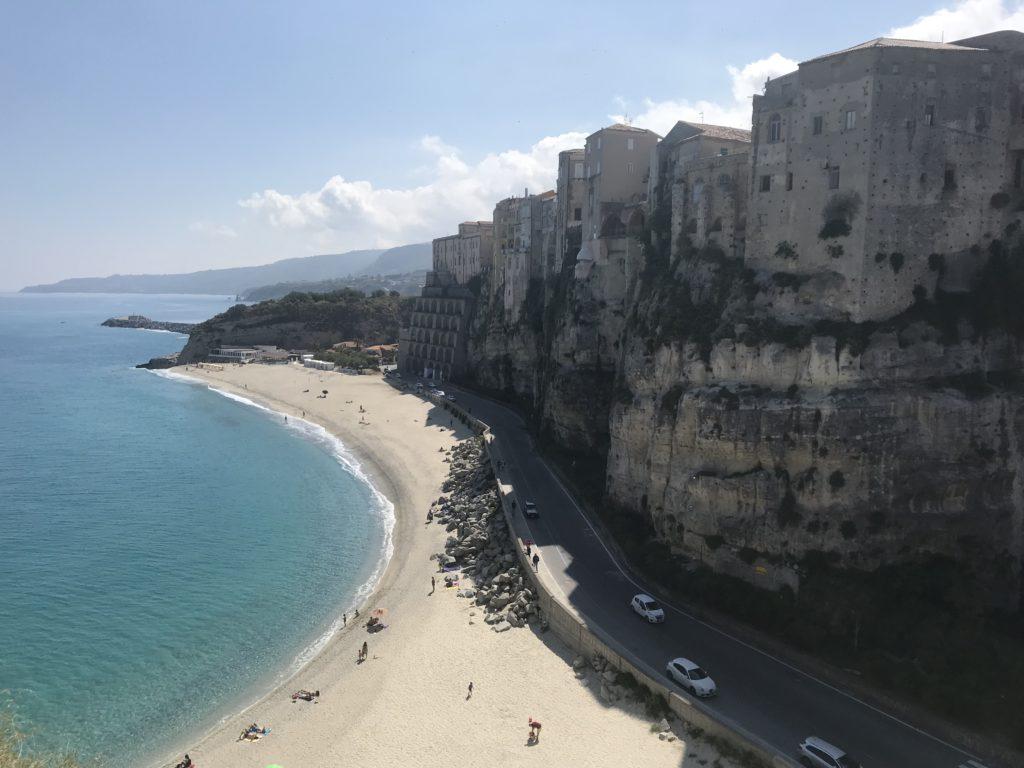 tropea italia playa