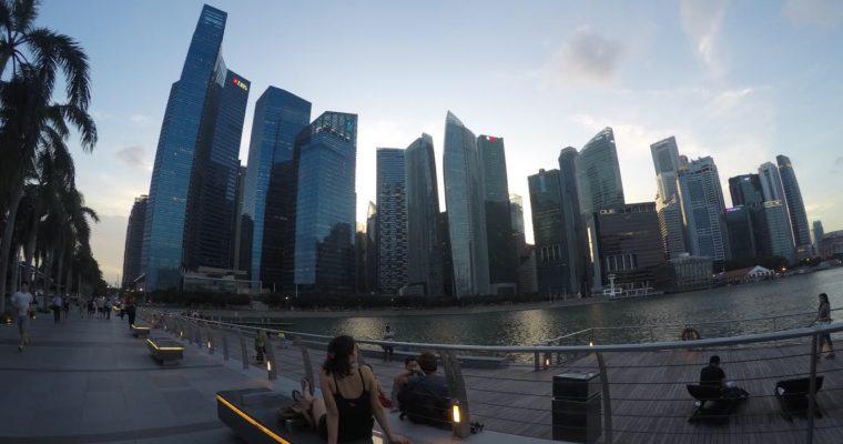 Singapur en 48 horas