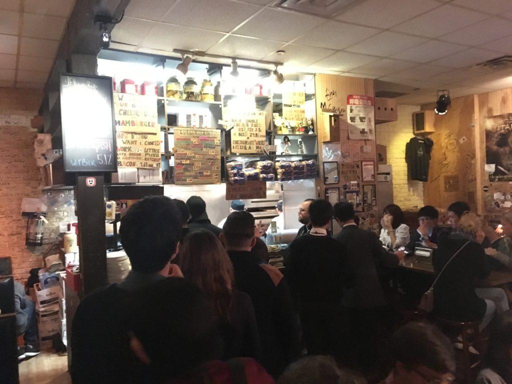 lolanoviajasola joint burger nueva york