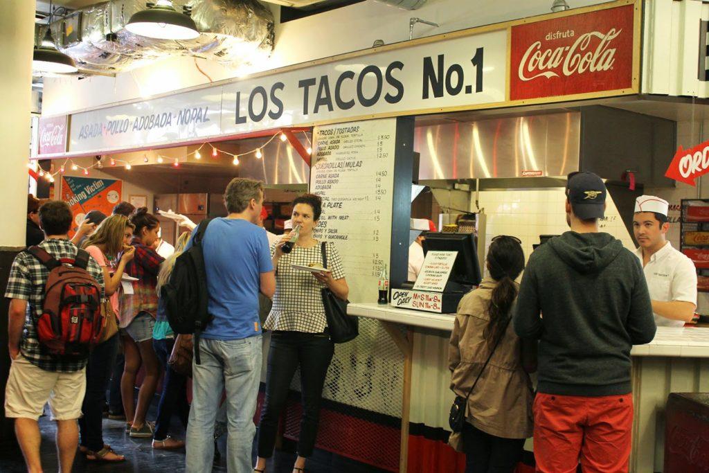 lolanoviajasola nueva york tacos