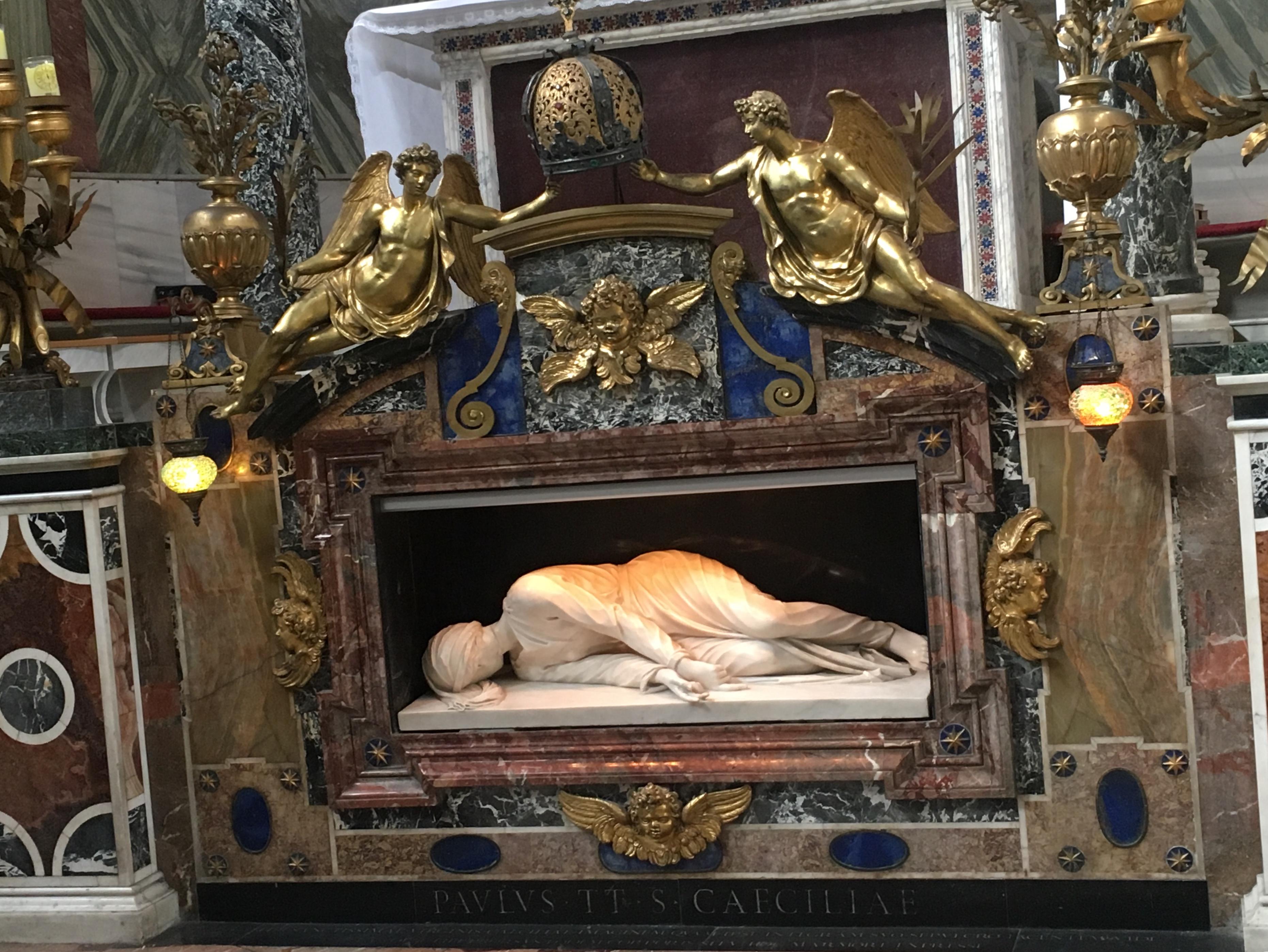 lolanoviajasola roma santa cecilia
