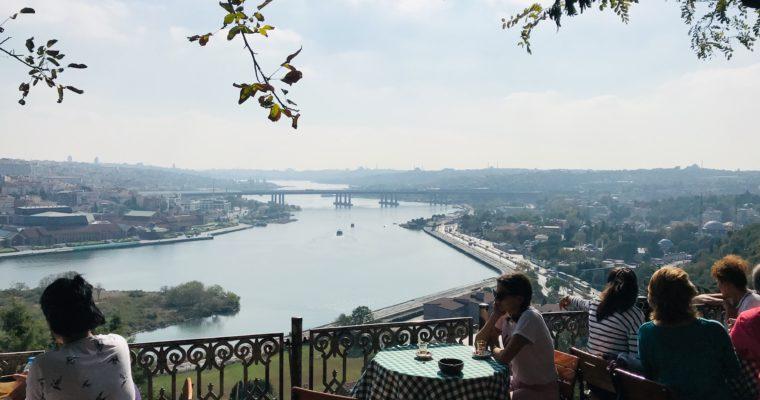 Conociendo Estambul a mordiscos (y sorbos)