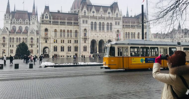 Budapest en 9 paradas