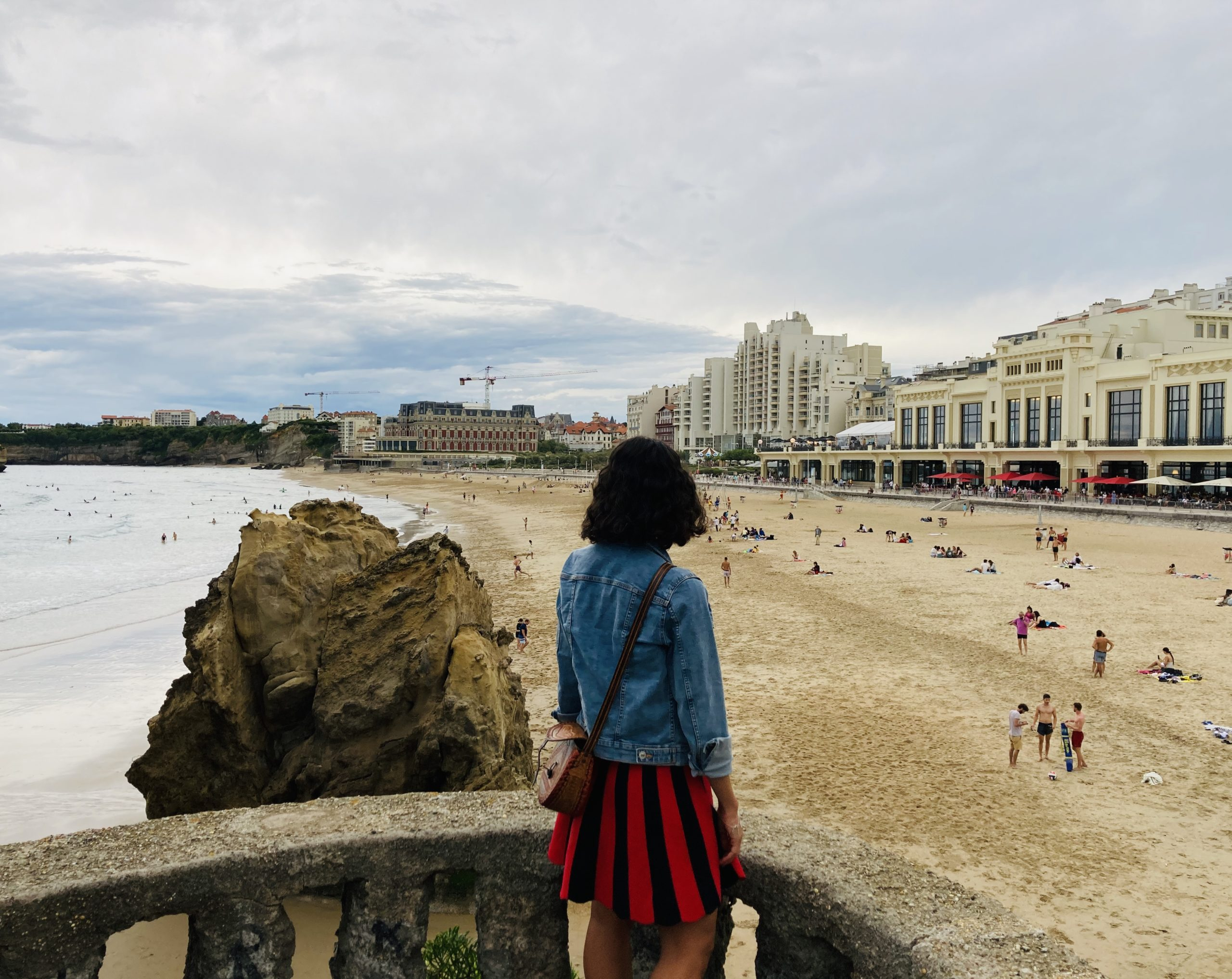lolanoviajasola biarritz pais vasco frances