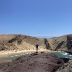 Verano infinito en la Tierra de Fuego (Lanzarote)