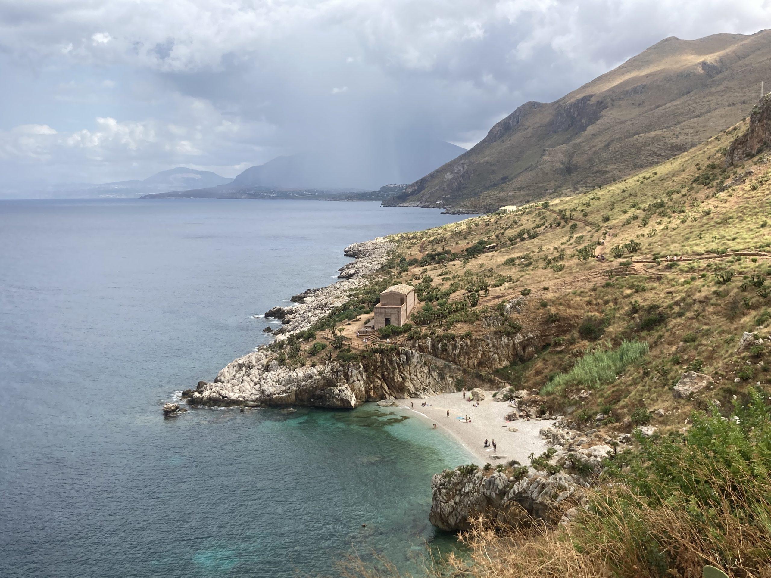 lolanoviajasola reserva dello zingaro sicilia